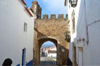 Uma das Muralhas do castelo