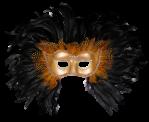 Máscara Carnaval - Leão King