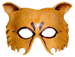 Máscara Carnaval - Leoa