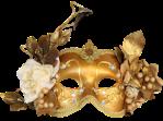 Máscara Carnaval- Natureza